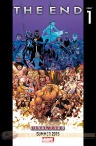 10 - Ultimate Universe - The End (2015)