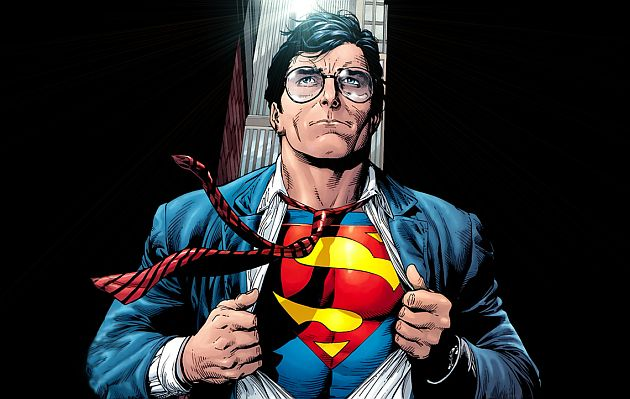 Superman dice adiós a Clark Kent