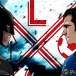 Batman v Superman: Ahora el duelo es en la cancha de fútbol ¿De qué lado estás?