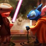 ¿Cómo lucirían las princesas Disney en el universo Star Wars? Divertidas imágenes