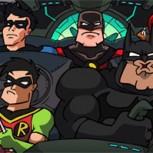 Conoce el Batmetal: La oscura banda de metal animada de Batman