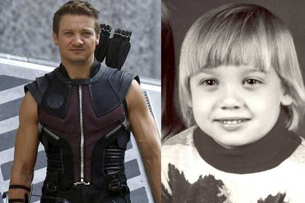 Image result for mark ruffalo childhood pic