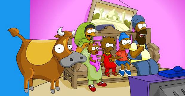 Simpsons India