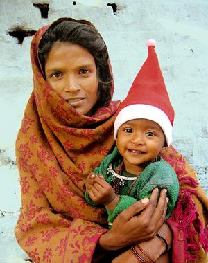Navidad india