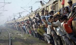 Insolito India Tren