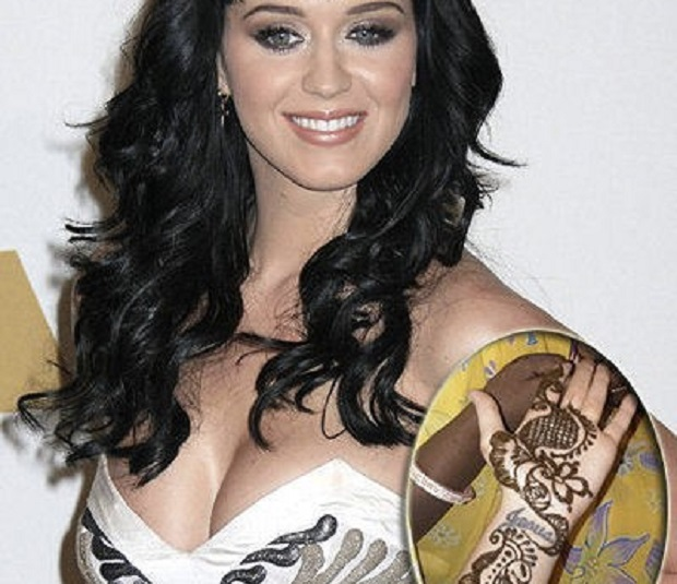 4-Katy Perry