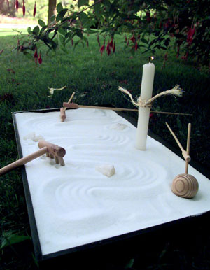 C mo hacer tu propio jard n zen para relajarte cultura - Hacer jardin zen ...