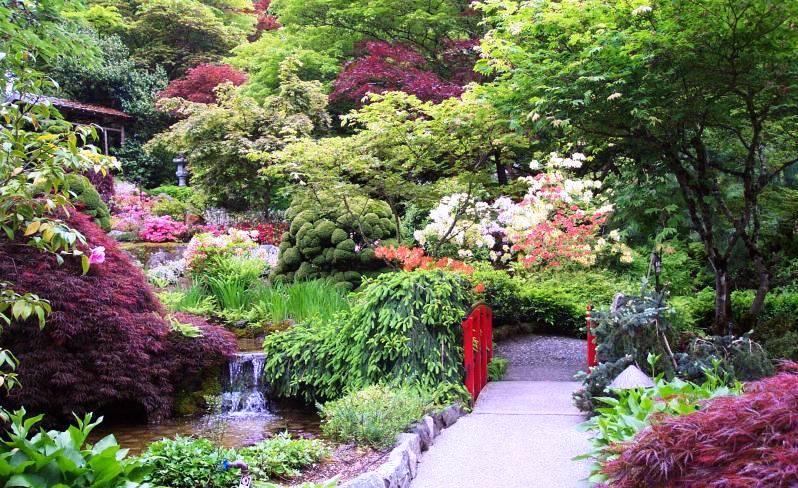 Paisajes y jardines imagui for Paisajes de jardines