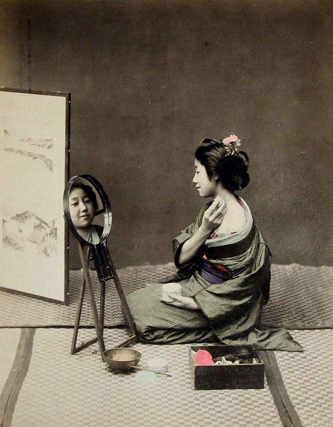 Fotos Prohibidas De Geishas En Japn Antiguo As Se -6793