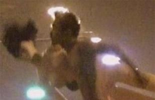 Correr desnudo