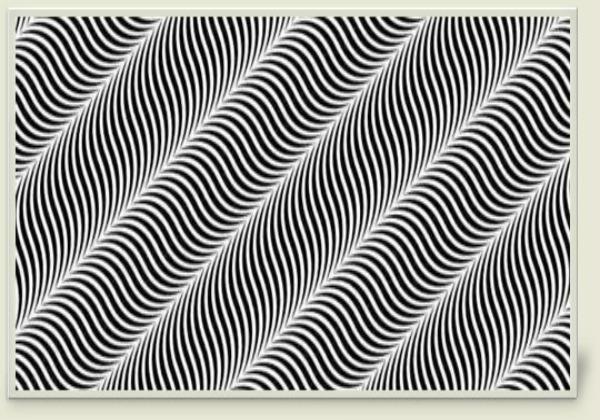 Las m s 13 entretenidas ilusiones pticas puedes ver la - Ilusiones opticas para imprimir ...