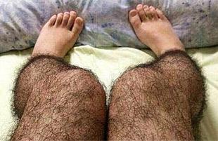 Panties peludas para mujeres