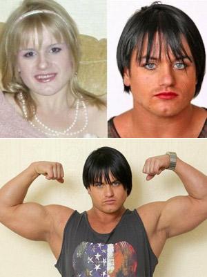 Mujer Fisicoculturista Se Transforma En Hombre Por Sus M Sculos