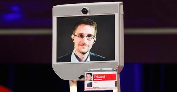 snowden ted
