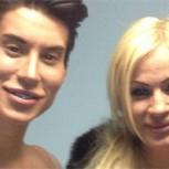 Barbie y Ken humanos se reunieron en Miami: Un encuentro raro entre lo raro