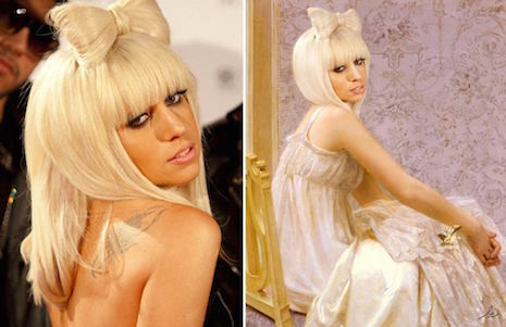 Lady Gaga en Virginity