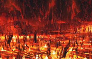 """El misterio tras """"El mapa del infierno"""": Escrito olvidado del siglo XV que anuncia el fin del mundo"""