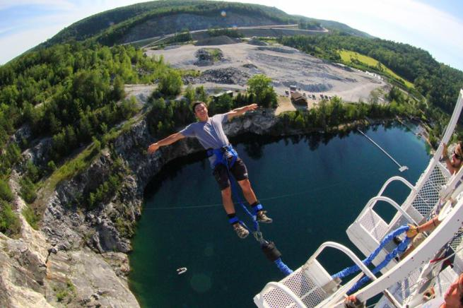 bungee canada