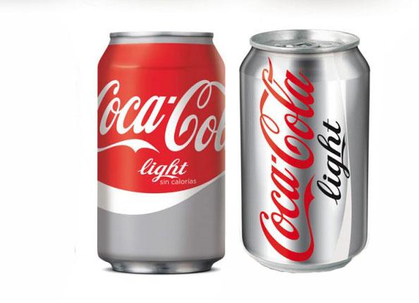 Coca Cola cambia diseño de sus envases: Molestia en diabéticos por posible confusión