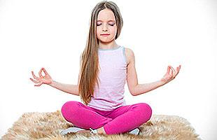 Resultado de imagen de yoga niños
