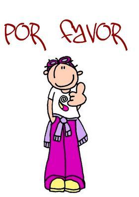 PEDIR POR FAVOR (1)