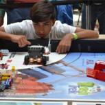 First Lego League 2015 bate récord con su final más grande en Chile