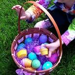 ¿Dónde nace la tradición de los huevos de pascua?