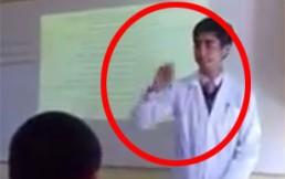 Profesor que enseña historia rapeando es viral en las redes: Mira su aplaudido método