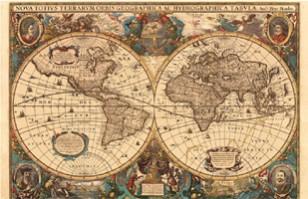 mapa historico Cómo analizar un mapa histórico? 7 pasos de gran utilidad  mapa historico