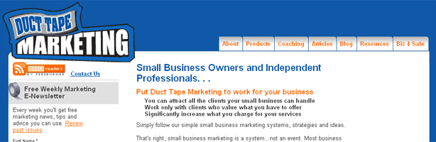 Blogs emprendimiento