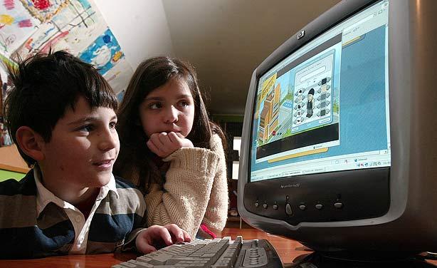 Resultado de imagen para niños juegos internet