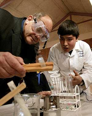 Ciencia y niños