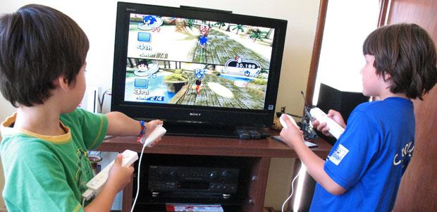 consolas videojuegos ninos