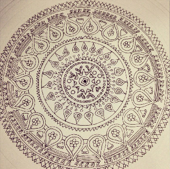 Los Mandalas: ¿Qué son y qué significan sus formas y colores ...