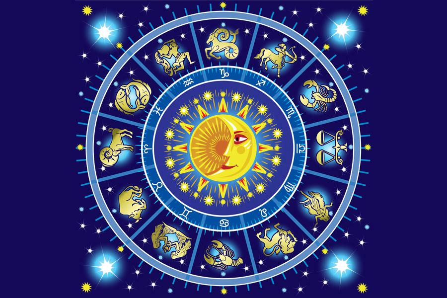 ruleta de los signos zodiacales
