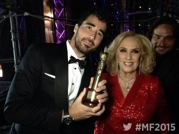 mirtha legrand martin fierro