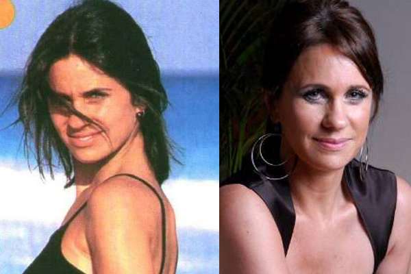 Nancy Dupla antes y despues