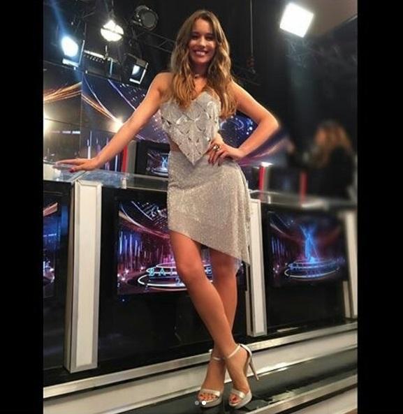 Vestidos de fiesta instagram argentina