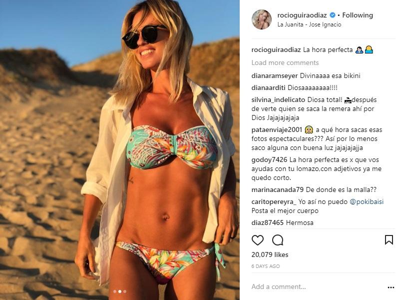 Bellas Reciben Las Argentinas Verano Famosas Más En BikiniAsí El 2E9WDIHY