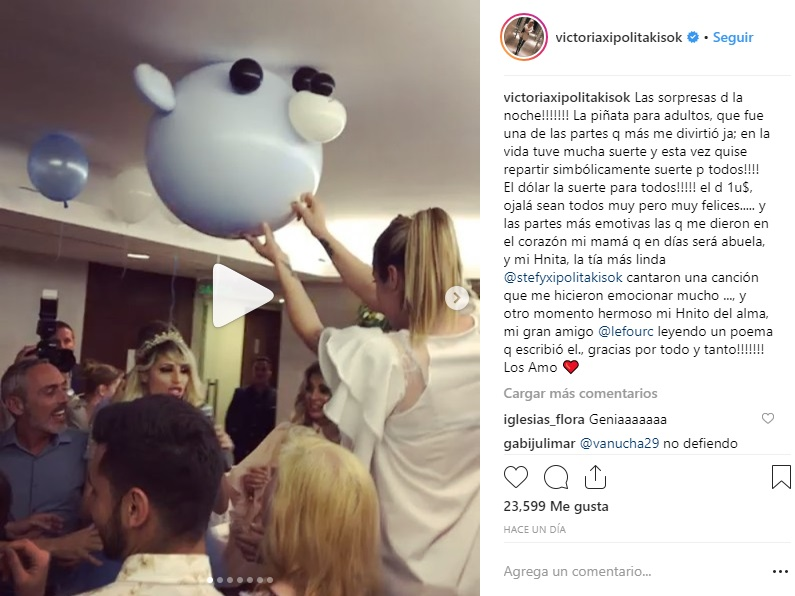 vicky xipolitakis baby shower 2