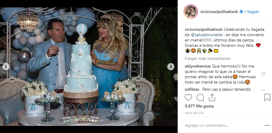 vicky xipolitakis baby shower 5