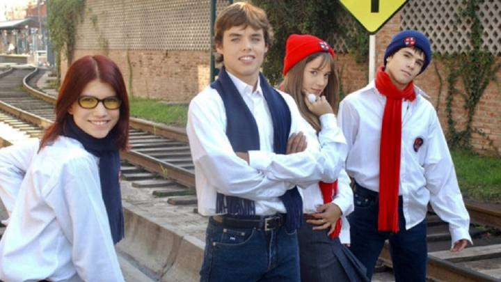 rebelde way elenco