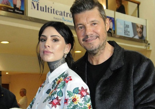 cande tinelli y marcelo tinelli
