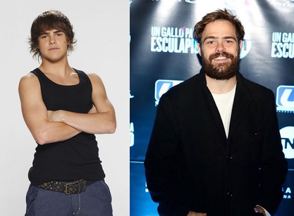 casi angeles actores antes y despues peter lanzani