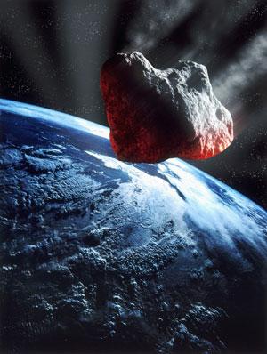 Choques espaciales