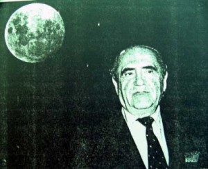 Jenaro Gajardo, dueño de la Luna hasta 1998