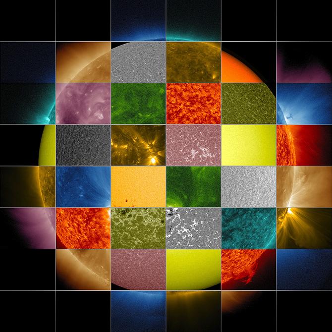 Collage del Sol