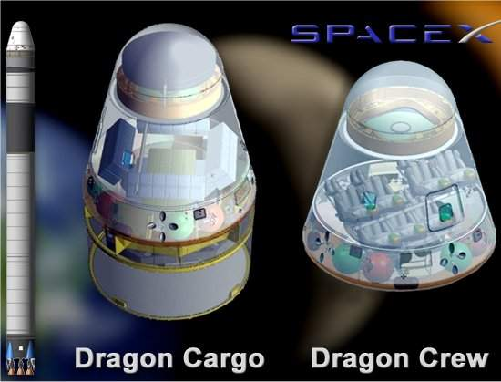 Diagrama Nave Dragon