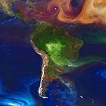 Dos videos muestran la Tierra como nunca la hemos visto