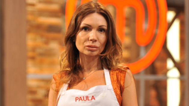 fotos prohibidas Paula Masterchef